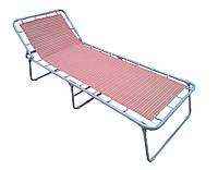 Раскладная кровать (раскладушка) Надин текстилен