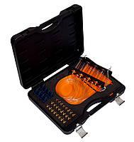 Оборудование для работы с двигателем,Common rail 8 injectors fuel return tester, Bahco,BE5350