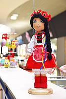 Кукла ручной работы  Украинка. Подарки в украинском стиле