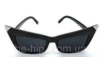 Очки солнцезащитные Cat Eye. Модель ГАГА.