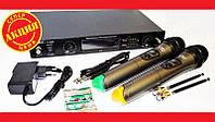 Компактная радиосистема UKC DM U-4000 UHF база 2 радиомикрофона. Высокое качество. Купить онлайн. Код: КДН1779