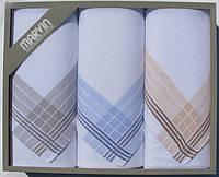 Мужские хлопковые носовые платки MARVIN Mink 92-05