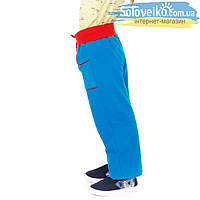 Детские спортивные штаны для девочек размер 116 TR 102