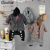 Стильный пиджачок для мальчика
