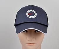 Молодежная мужская кепка с логотипами