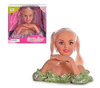 """Детская кукла с аксессуарами для макияжа """"DEFA"""" (20957)"""
