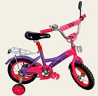 Велосипед для девочки 12 дюймов