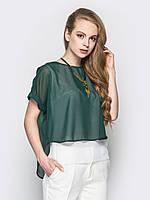 Блуза Шифон 449 (4 цвета), фото 1