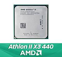 Процессор AMD Athlon II X3 440