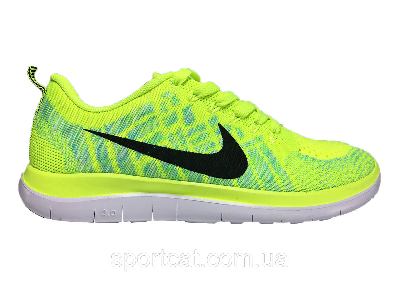 cc66355f Женские беговые кроссовки Nike Free Run 3.0 V5, Р. 37 39 от интернет ...