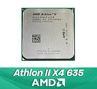 Процессор AMD Athlon II X4 635 (AM3/2.9GHz/2M/95W)