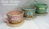 Чашки-конфетницы в ассортименте, фото 1