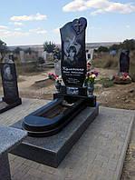 """Памятник из гранита на могилу """"Память"""""""