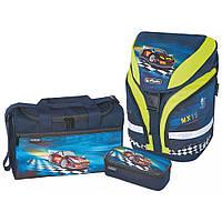 Рюкзак школьный укомплектованный Herlitz MOTION PLUS Super Racer (11407665)