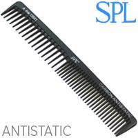 SPL Гребень Carbon 13541 для волос проф. Antistatic широкозубый
