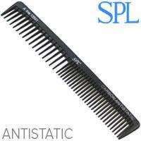 SPL Гребень Carbon 13541 для волос проф. Antistatic широкозубый , фото 2