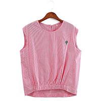 Летняя блузочка в полоску, фото 1
