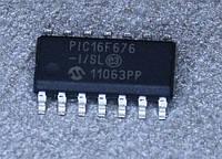 PIC16F676-I/SL