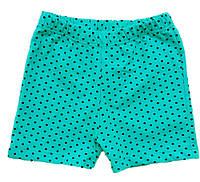Летние шорты для девочки Горошек