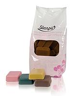 Горячий воск для депиляции Starpil, шоколад, 1 кг