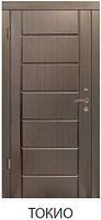 """Входная металлическая бронированная дверь """"Портала"""" (серия Люкс Mottura) - модель Токио"""