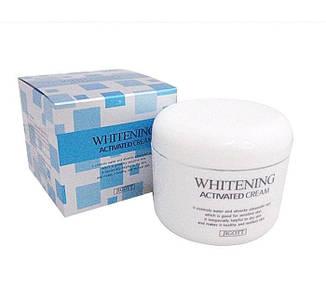 Осветляющий крем для лица Jigott Whitening Activated Cream, 100 мл