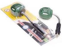 Фумигатор авто 12v 2в1 жидкость+пластинка
