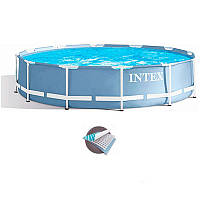 Каркасные бассейны круглые Intex 28710/28210 (366-76 см.)