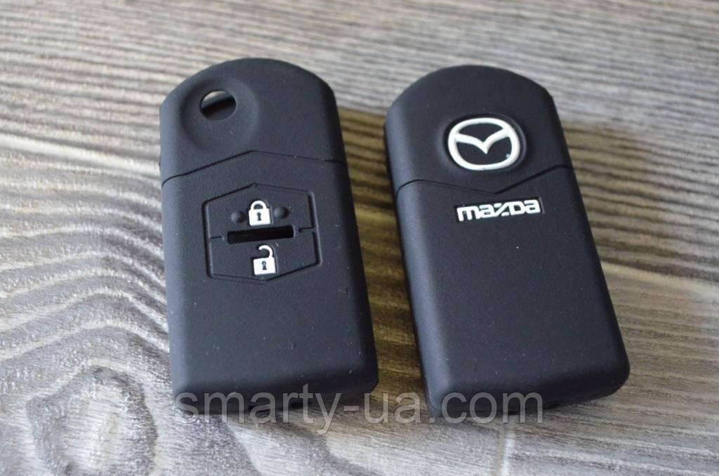 Силиконовый чехол на Mazda 3 Mazda 2 Mazda 6 и пр...  ВСЕ ЦВЕТА В НАЛИЧИЕ