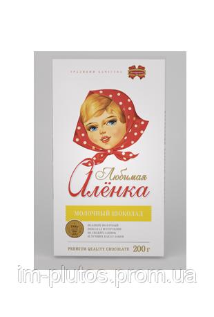 Шоколад молочный Коммунарка 200г ЛЮБИМАЯ АЛЕНКА (Беларусь)