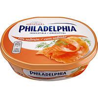 Сыр Philadelphia con Salmon филадельфия с лососем, 175 г.