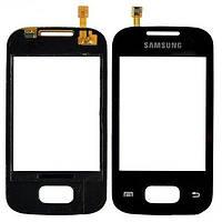 Тачскрин (сенсор) для Samsung S5300, S5302, S5301 (Black) Качество