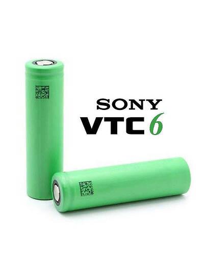 Аккумулятор Sony VTC6 3120mAh (до 40A) Оригинал!