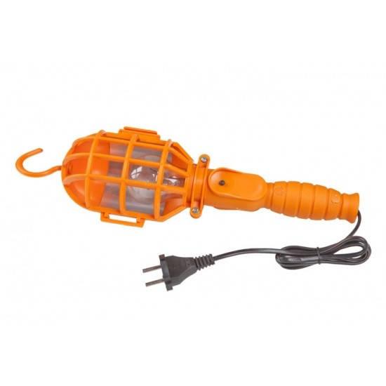 Светильник ручной с проводом  Лемира ПВС (10 м)