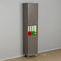 Шкаф-стеллаж к-4421 (400*330*1876h)