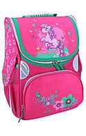Рюкзак школьный каркасный (ранец) Rainbow Pony 7-505, фото 1