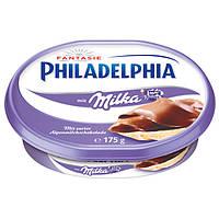 Шоколадный сливочный сыр Philadelphia Chocolate (Филадельфия шоколадная), 175 гр.