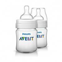 Бутылочка для кормления  Avent  0м+