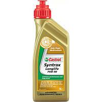 Трансмиссийное масло Castrol Syntrax Long Life 75W-90