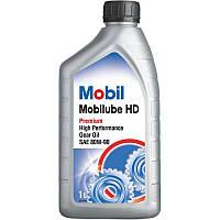 Трансмиссийное масло Mobil MOBILUBE HD 80W-90