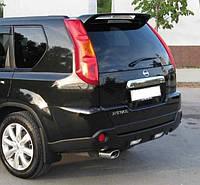 Спойлер багажника Nissan X-trail 2007-2014 г.в.