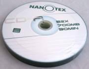 Диски Nanotex CD-R R700 10pcs