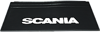 Брызговик тисненый с надписью Scania 65cm x 35cm Польша