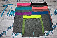 Бесшовные спортивные шорты, фото 1
