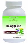 Кардифит — Гинкго билоба для сердечно-сосудистой системы (Danikafarm) 90таб.