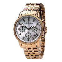 Часы MICHAEL KORS жемчужный циферблат MK5026