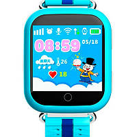 UWatch Детские часы Smart Q750 Blue