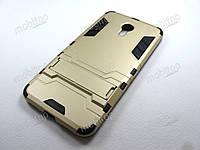 Противоударный чехол Meizu M3 Note (золотистый), фото 1
