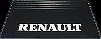 Брызговик тисненый с надписью RENAULT 60cm x 45cm Польша