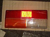 Стекло фонаря заднего (рассеиватель) лев. ВАЗ 2107 (пр-во ДААЗ) 21070-371607500